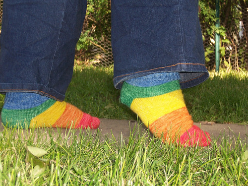 Rainbow Extreme 2-in-1 Socks