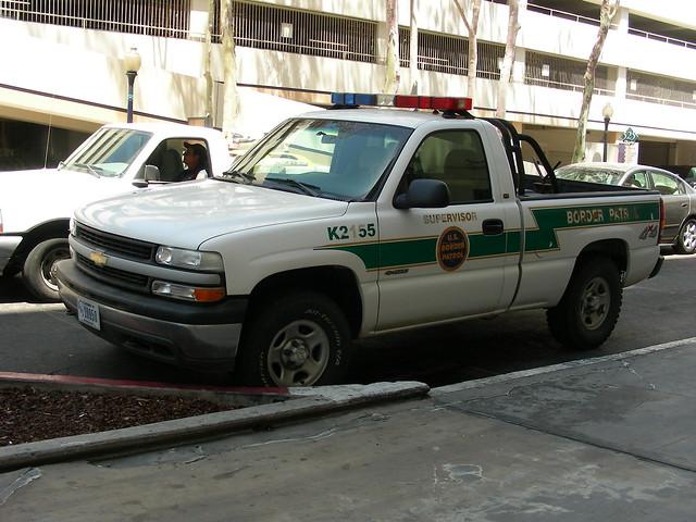chevrolet sandiego homelandsecurity border pickup chevy silverado dhs immigration borderpatrol frontera linea