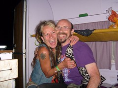 Lucky Neil!! (sideards) Tags: wedding video neil crew brock cameraman hawkwind hawkfest mychoonz neiltoyne