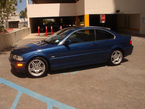 FS: 2002 BMW 330CI Topaz Blue 36k Miles $21,500.00