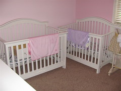 Two Cribs