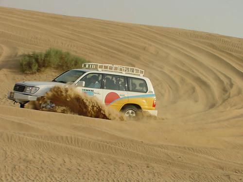 Dune Ride on Truck 02
