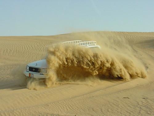 Dune Ride on Truck 10