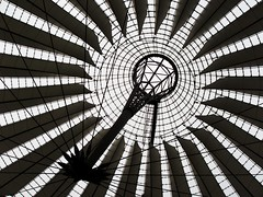 Sony center- the roof (arte_molto_brutta_2) Tags: berlin
