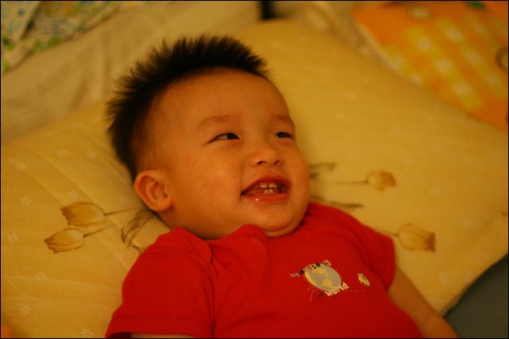 彥小白房玩(快1歲)24
