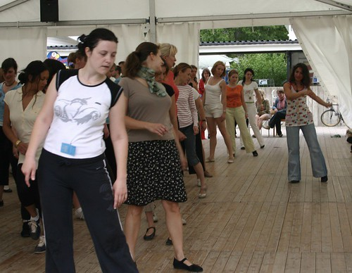 Virginie Dance Class