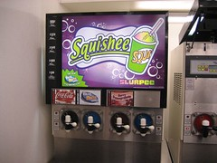 The Squishee machine. (07/13/2007)