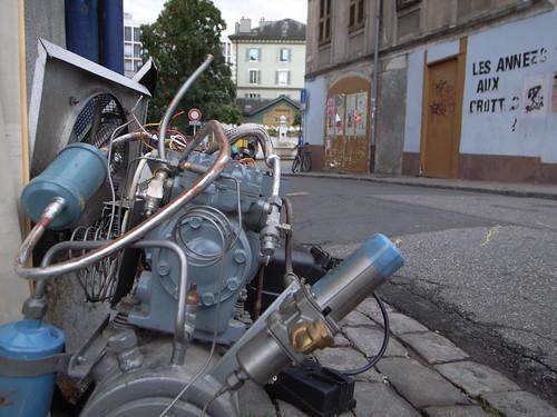Street machine!