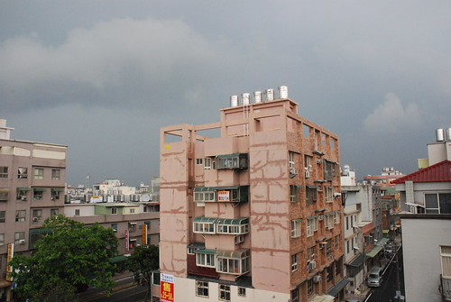 Nasty Storm in Hukou