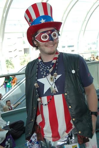 Comic Con 2007: American Hippy