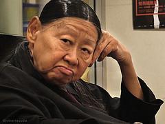 old face in mcdo (jobarracuda) Tags: lumix hongkong bravo chinese oldwoman fz50 panasoniclumix chinesewoman dmcfz50 aplusphoto jobarracuda mcdonaldshongkong