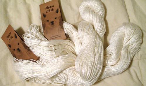 Alpaca Silk Stash