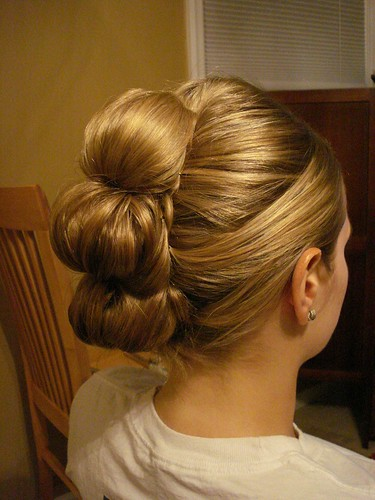 Bride hairstyle, wedding hairstyle, bridesmaid hair, prom updo hairstyle