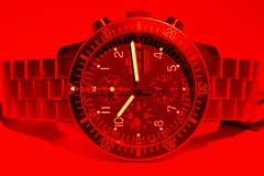 Fortis B-42 Official Cosmonauts Chronograph (cnmark) Tags: macro up closeup official close watch wrist cosmonauts luminous chronograph uhr luminosity fortis lume armbanduhr allrightsreserved b42 superluminova