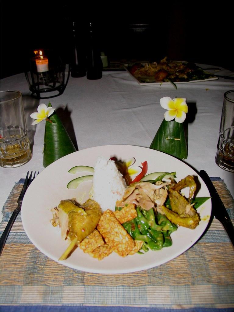 Farewell dinner - Bebek Betutu