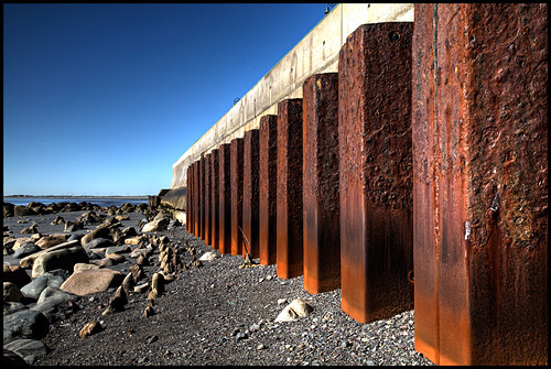 Rust at the beach #1