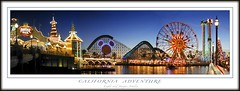 California Adventure Pano Gallery (wybnormal) Tags: california disneyland pano adeventure 15challenges 15challengeswinner