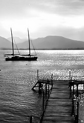 entre o cu e o mar (VanMagenta) Tags: santa bw mar flickr museu canoneos30 magenta pb cu chico van catarina so klink veleiro amyr vanmagenta paratiii