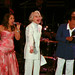 China Forbes with Carol Channing and Henri Salvador