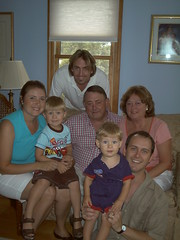 Family shot (Scott Monty) Tags: birthday grandma scott drew will grampa mindi unclechris willdrew