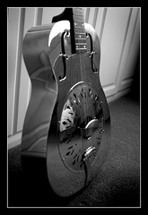 Steel Guitar 3 (Waka Jawaka) Tags: guitar blues deltablues vintageamg1resonator
