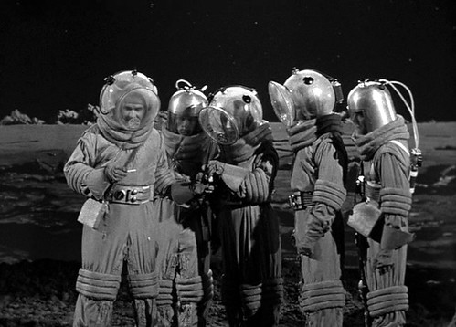50s space suits - photo #5