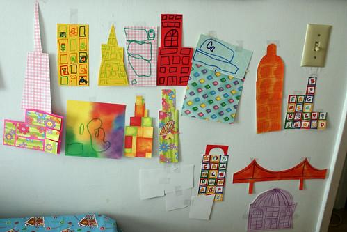 4/365: Paper San Francisco
