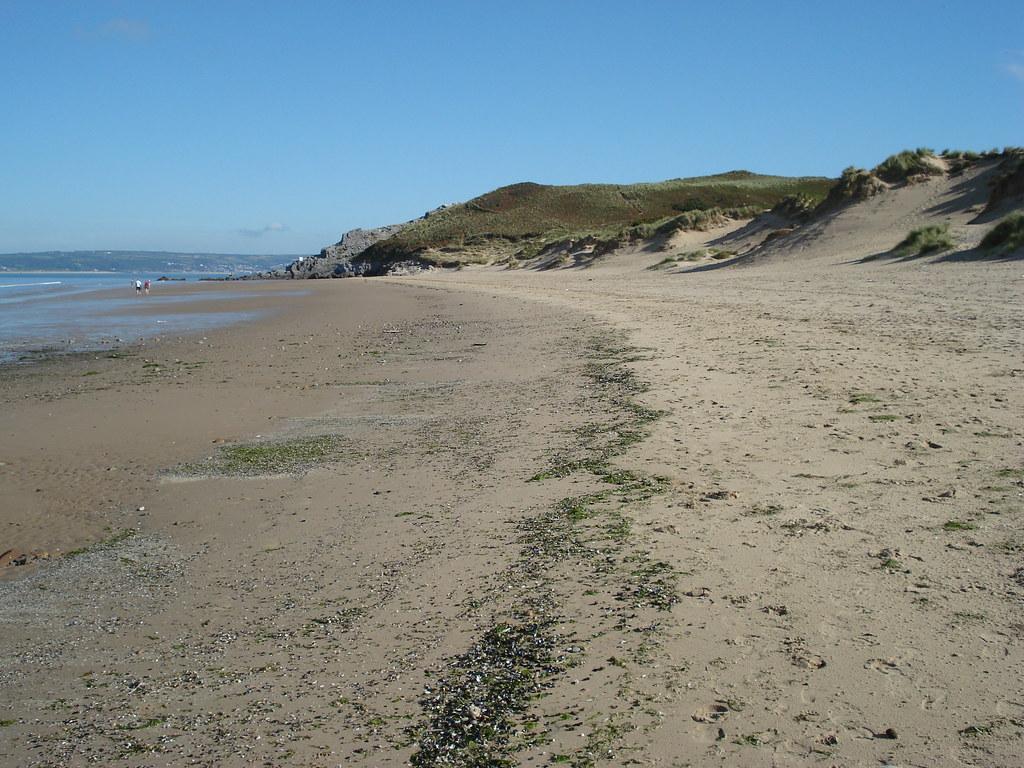Beach of Broughton Bay