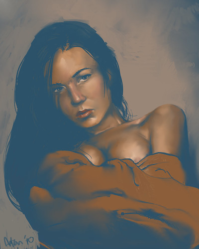 CS5 painting