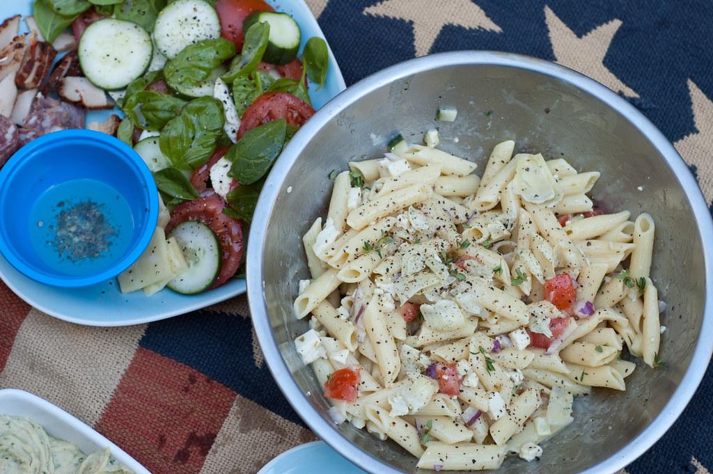 Summer Garden Food