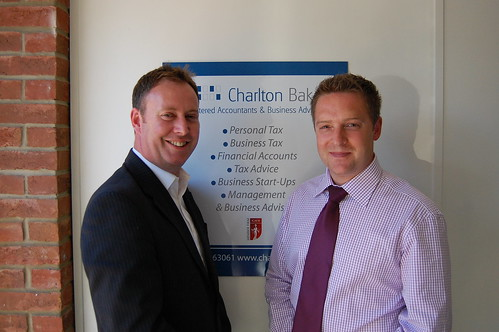 Philip Evans and Scott Sartin of Charlton Baker