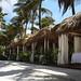 Spa Tiki Cabanas in Private Beach Area