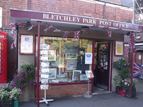 Bletchley Park Post Office