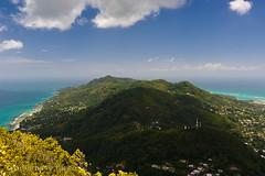 North Seychelles (rubared) Tags: mountain trek landscape north victoria hike vegetation seychelles syc mahé englishriver mareanglaise lagogue morneseychelloisnationalpark dansgallas