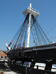 USS Constitution in Boston (pegase1972) Tags: usa ma us unitedstates massachusetts salem tatsunis