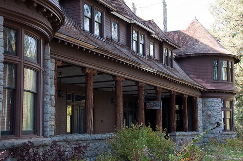 Historic Hellman-Ehrman Mansion Tour