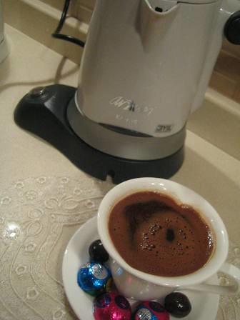 kalp kahve