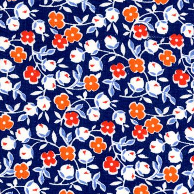 1930s cotton print