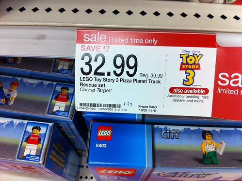 Pizza Planet Truck On Sale