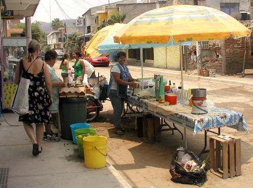 Jamba Juice, La Manzanilla style