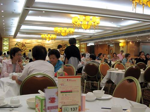 East Lake Seafood Restaurant, Hong Kong
