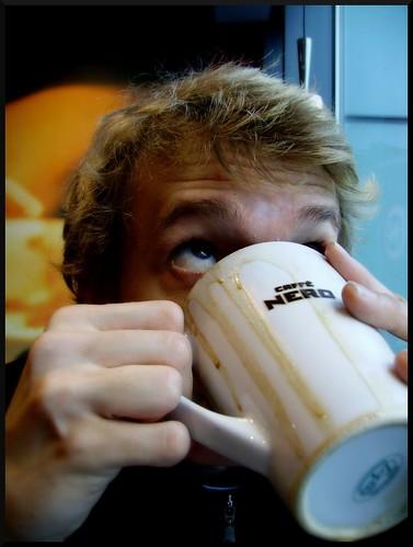 koffie in brum