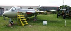 Hawker Sea Hawk FGA.6 WV797 (Misiu) Tags: hawker seahawk midlandairmuseum