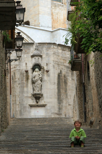 gerona: streets