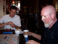 Scrabble, Game 1