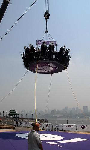 YSM Power Lunch in the Sky: Raising the Crane