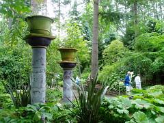 Heronswood columns