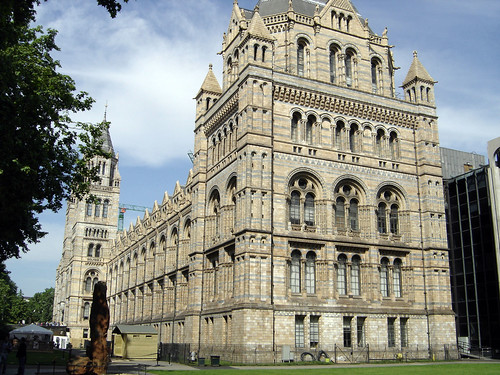 Exterior, Natural History Museum, London