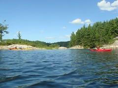 Crotch Lake (Le Montreal Massif) Tags: lake ontario crotch