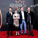 L-R RYAN PHILLIPPE, HANNAH MCGILL,  BILLY RAE (DIR),  CHRIS COOPER BREACH RED CARPET, 23/08/2007 CINEWORLD